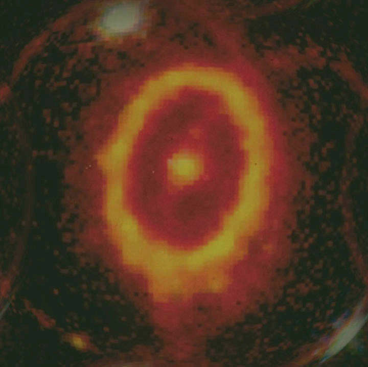 1987A Supernova, image taken from Web