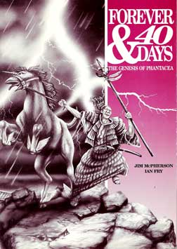 Frontcover of 4Ever40Days