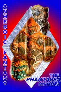 Graphic prepared on PHOTOSHOP by Jim McPherson, 2005; main image suggestive of Rakshas demons
