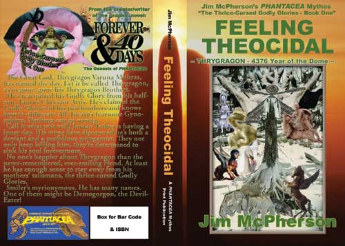 "Potential Cover for ""Feeling Theocidal"". constructed by Jim McPherson using his own copy and photos, 2007"