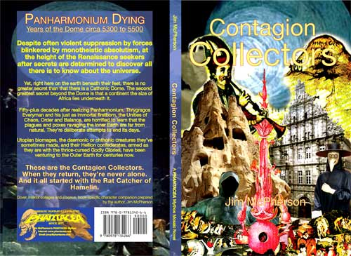 Full cover for Contagion Collectors