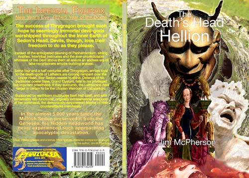 Full cover for The Death's Head Hellion