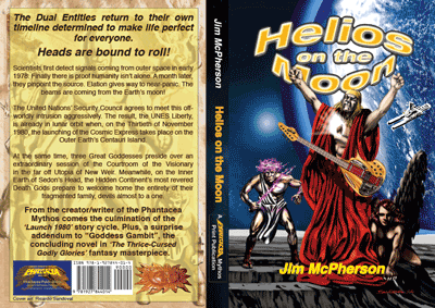 Helios on the Moon digital cover, artwork by Ricardo Sandoval, 2014