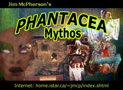 Clickable Image Map relating to Jim McPherson's PHANTACEA Mythos
